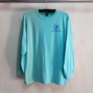 Kaos Oblong Lengan Panjang, SMK1BDG