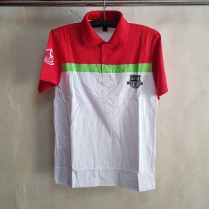Kaos Oblong dan Poloshirt Merah Putih