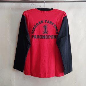 Seragam Kaos Sanggar, T-Shirt O-Neck