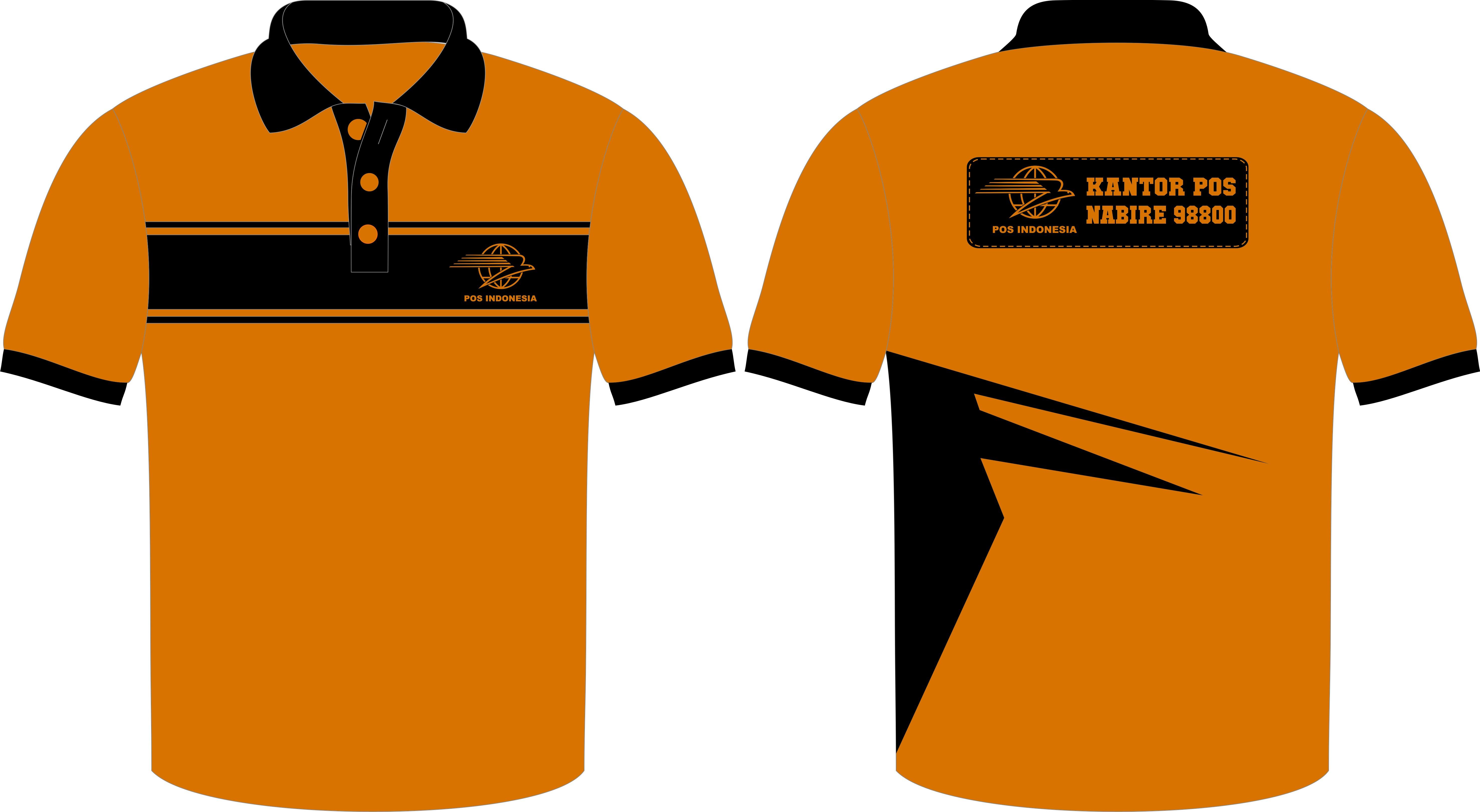 Seragam Kaos Poloshirt
