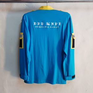 Seragam Kaos Kerah KNPI, T-Shirt Aplikasi