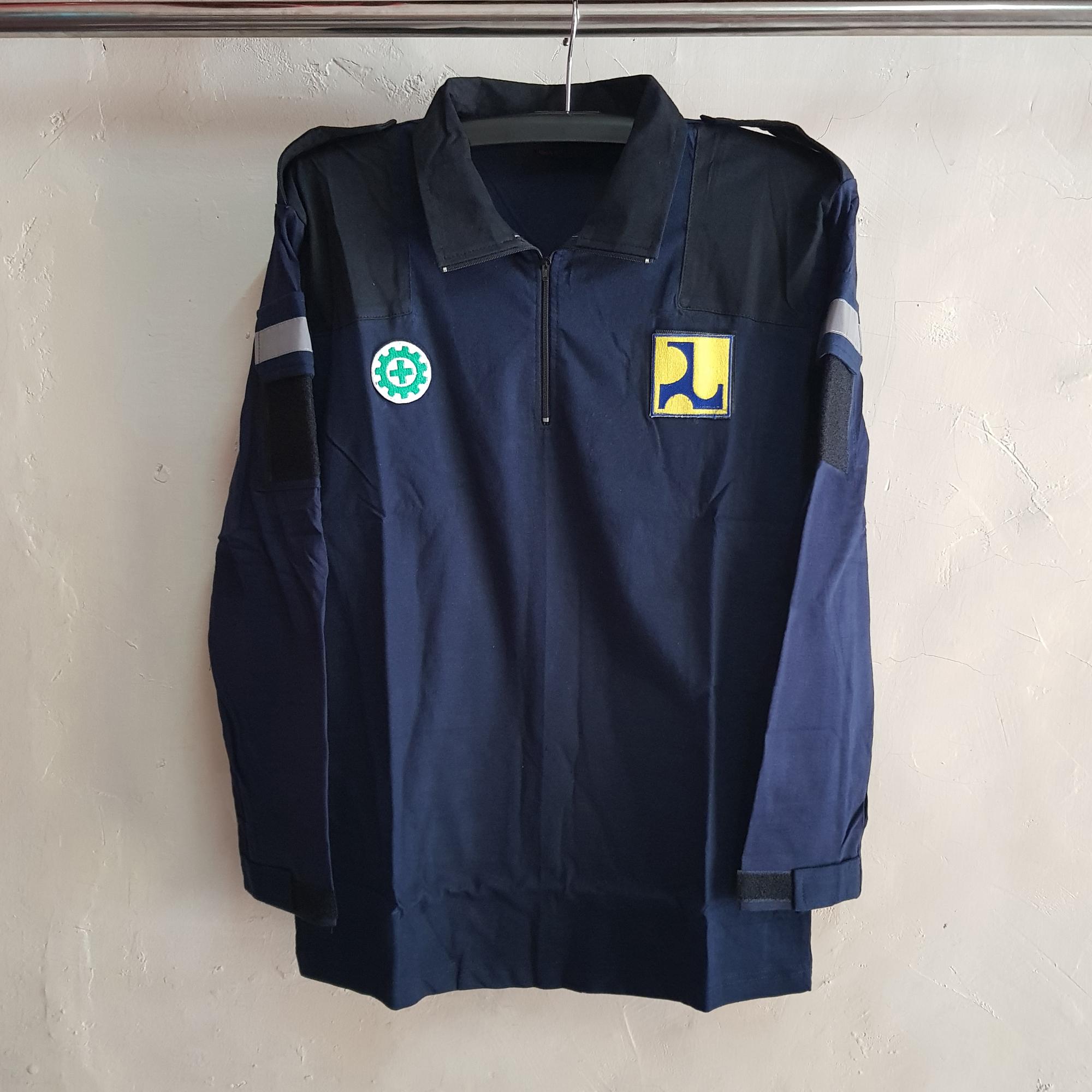 Seragam Kaos Tactical Cotton Combad, PU
