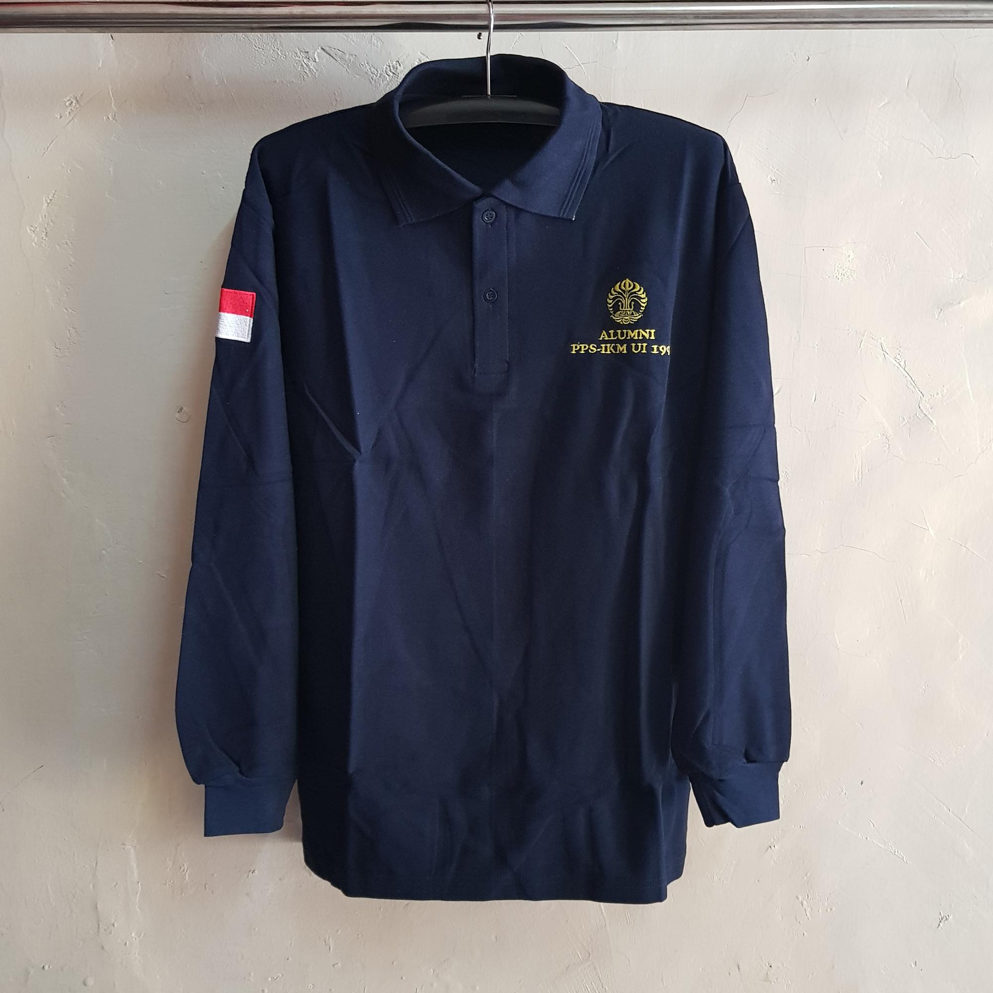 Seragam Kaos Kerah Reuni, Poloshirt UI