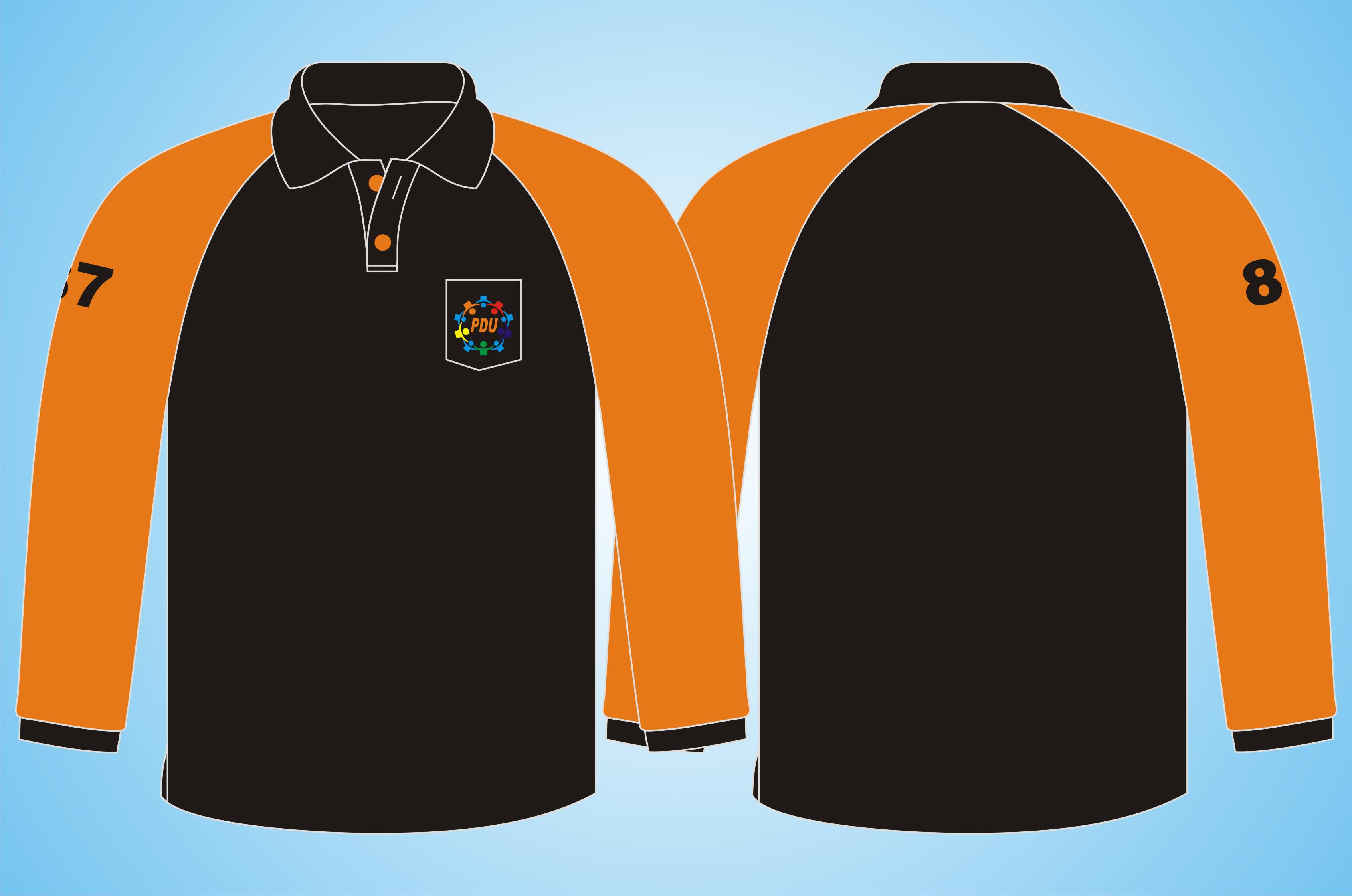 Seragam Poloshirt PDU 87