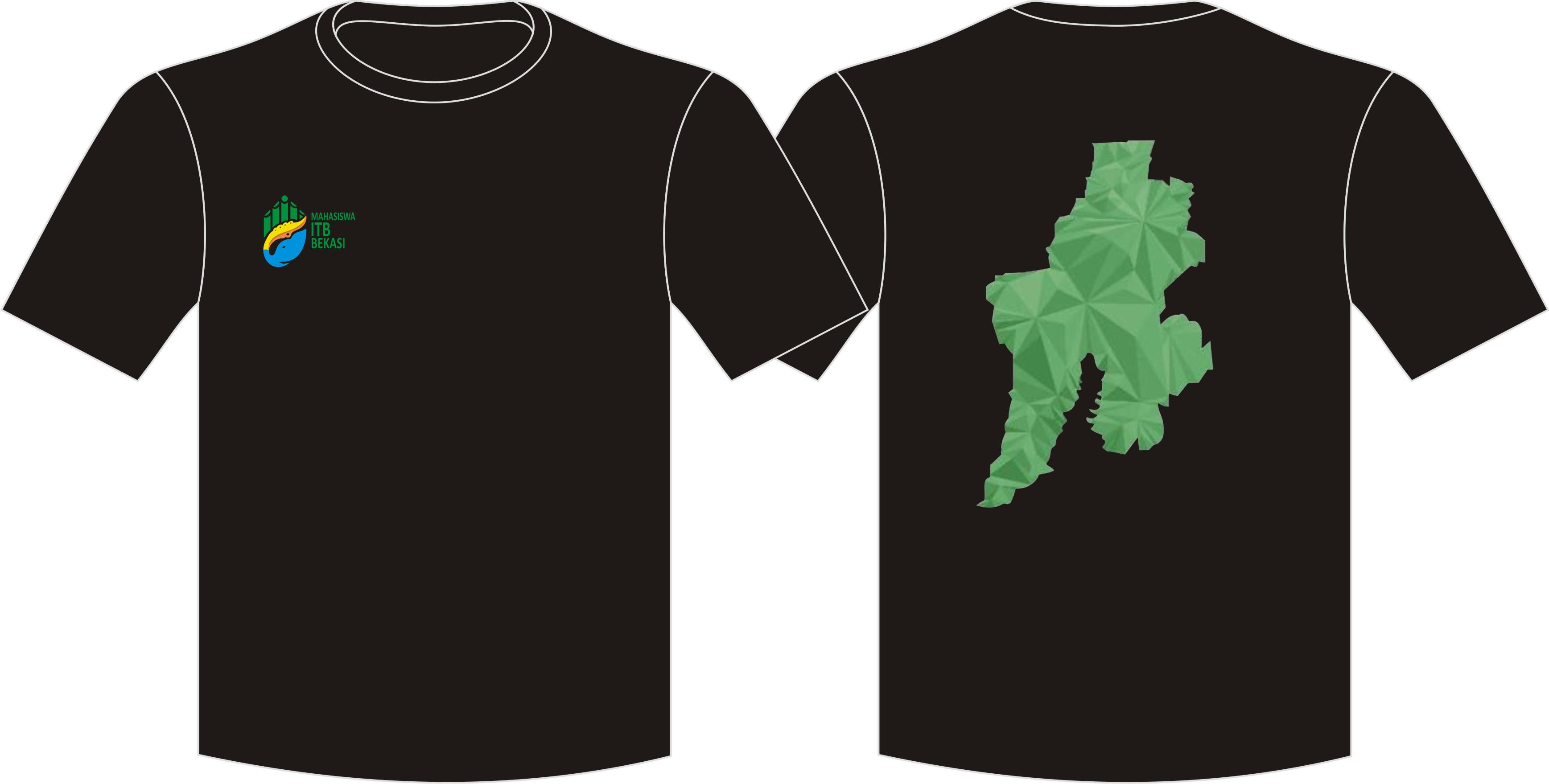Seragam Kaos MIB, T-Shirt O-Neck ITB