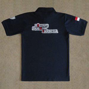 Poloshirt R3konfu, Seragam Kaos Kerah