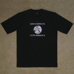 Kaos Kelas 45, Seragam Kaos Oblong