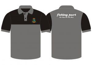 Poloshirt Aplikasi PPNP