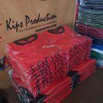 Kaos Oblong Quantum, Seragam Kaos Cotton