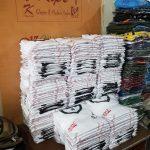 Kaos KPU, Seragam Kaos Oblong V Neck