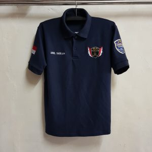 Seragam Poloshirt 2C2, Kaos Kerah Lacoste
