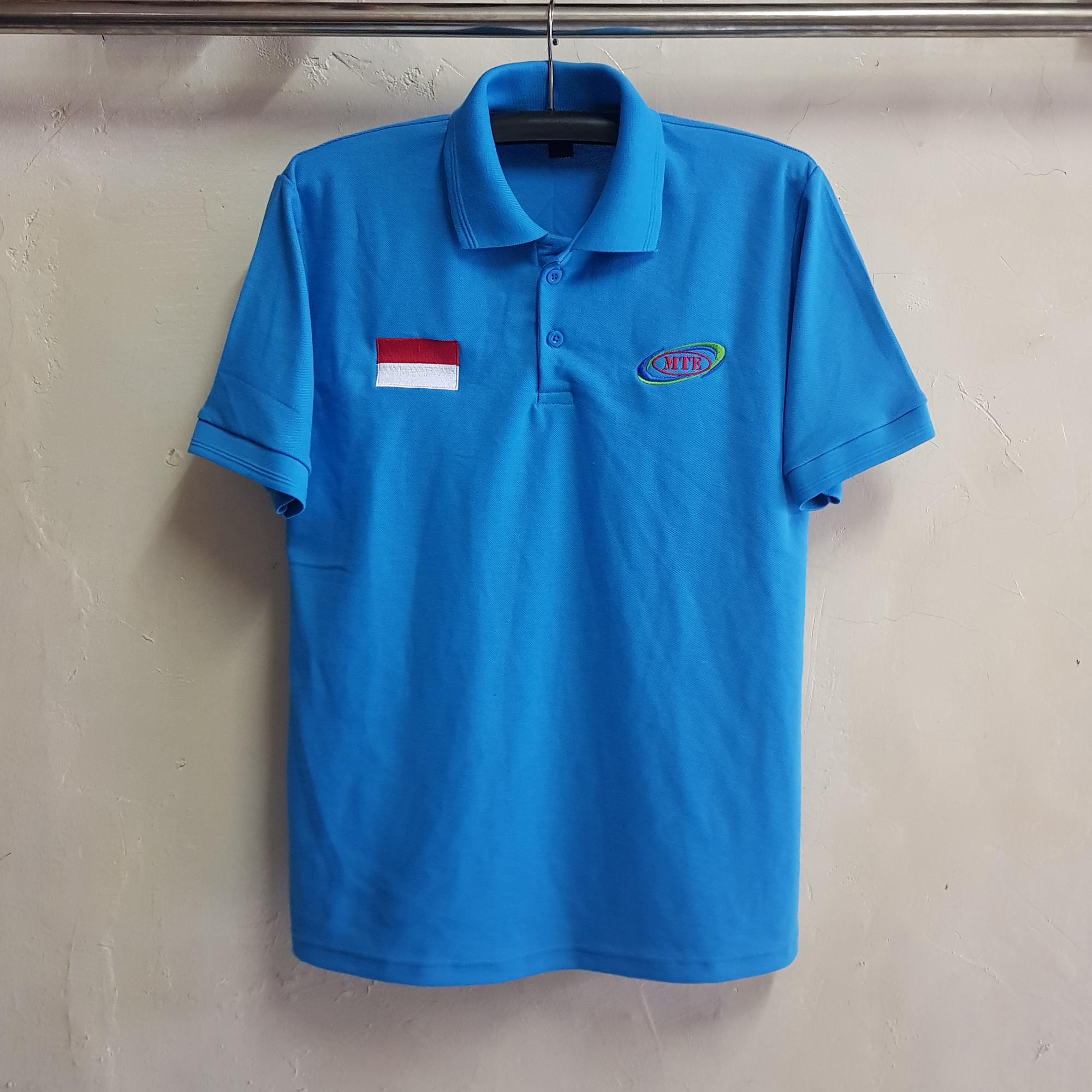 Poloshirt Security MTE, Seragam Kaos Kerah