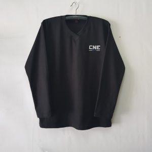 Kaos Lacoste Cotton, Kaos V-Neck CNE