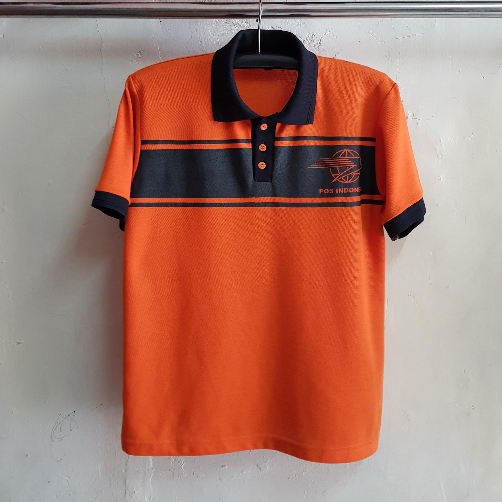 Seragam Kaos Poloshirt - Training Diadora