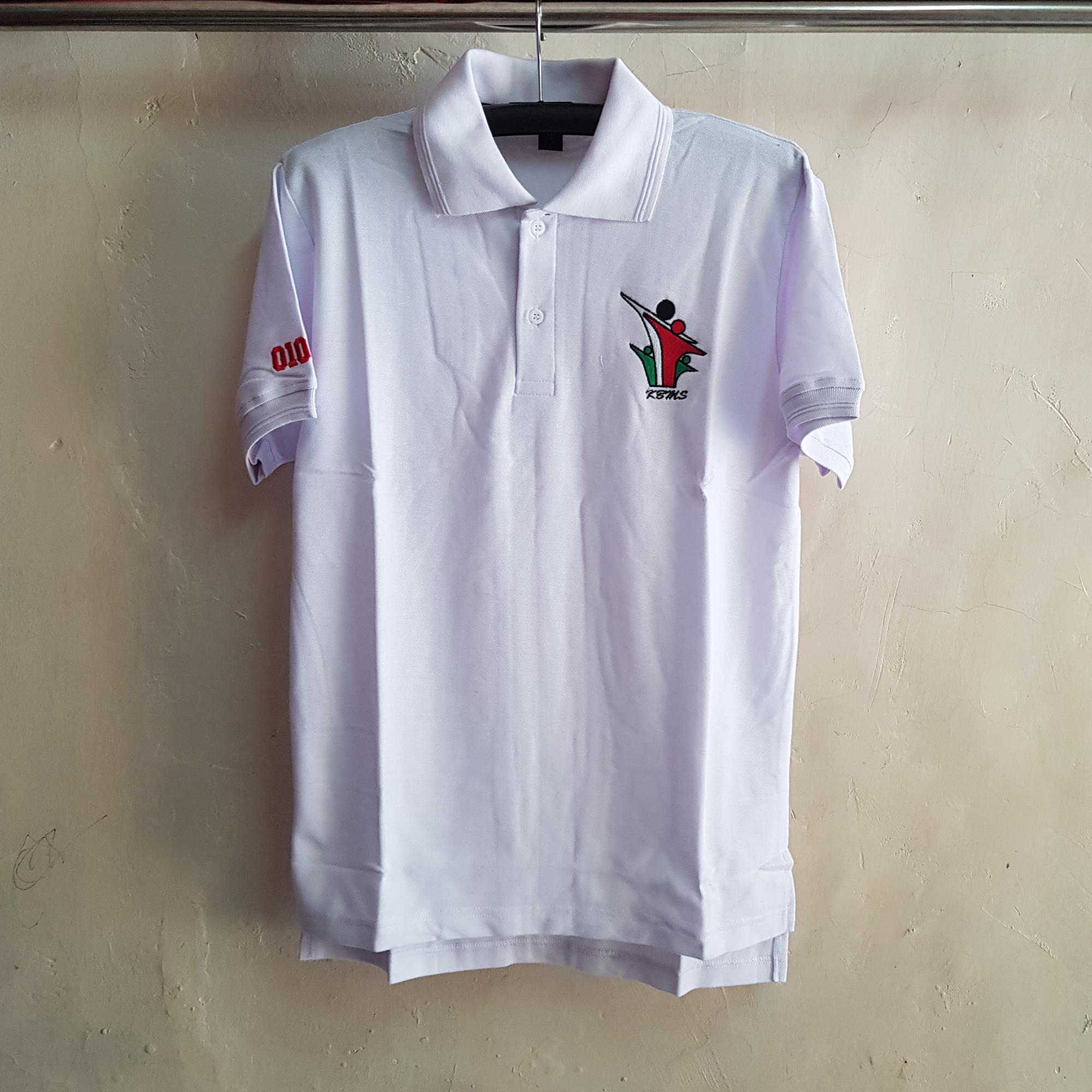 Seragam Wangki, Poloshirt Lacoste KBMS