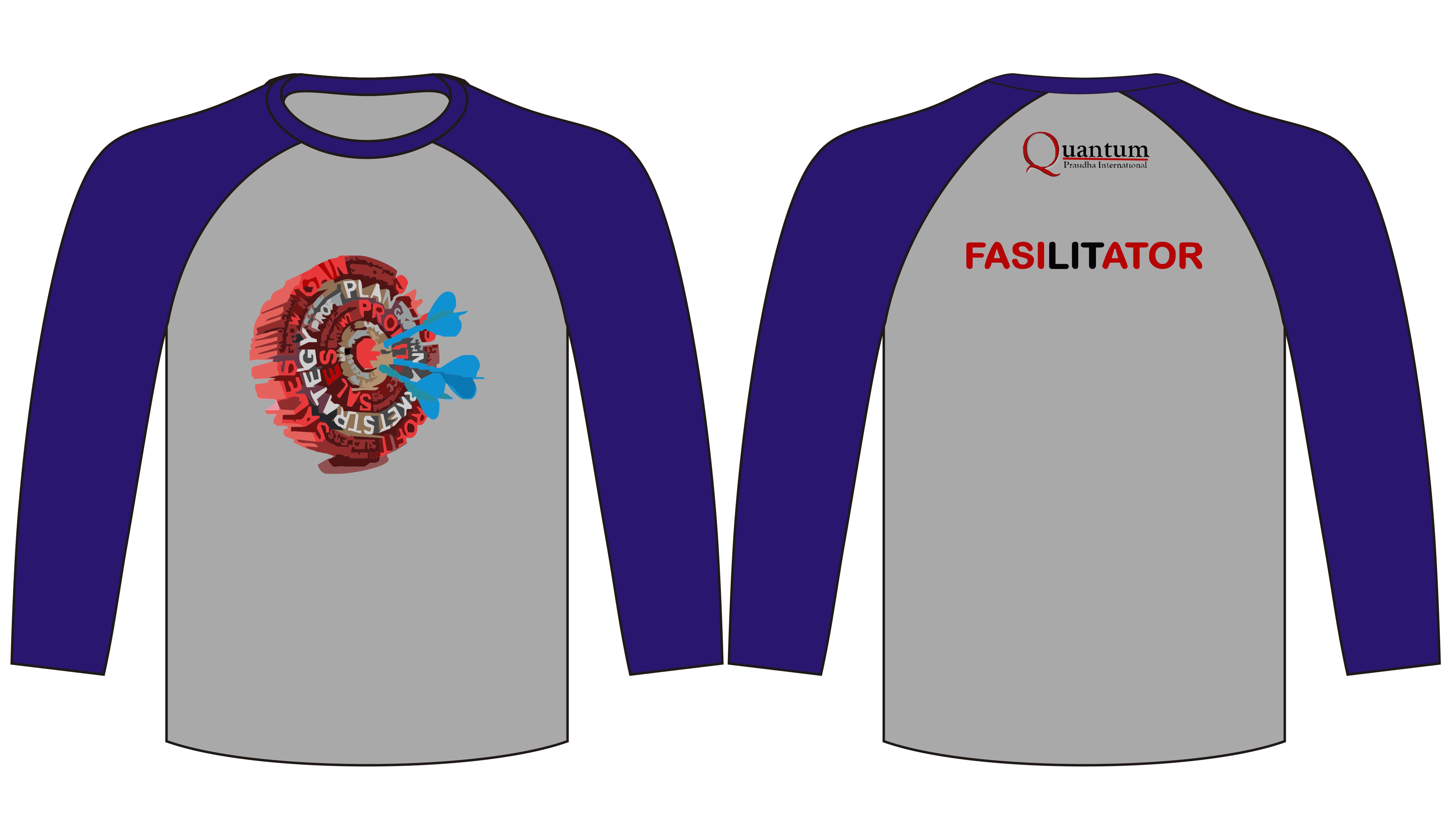 Kaos Raglan Quantum, Seragam T-Shirt