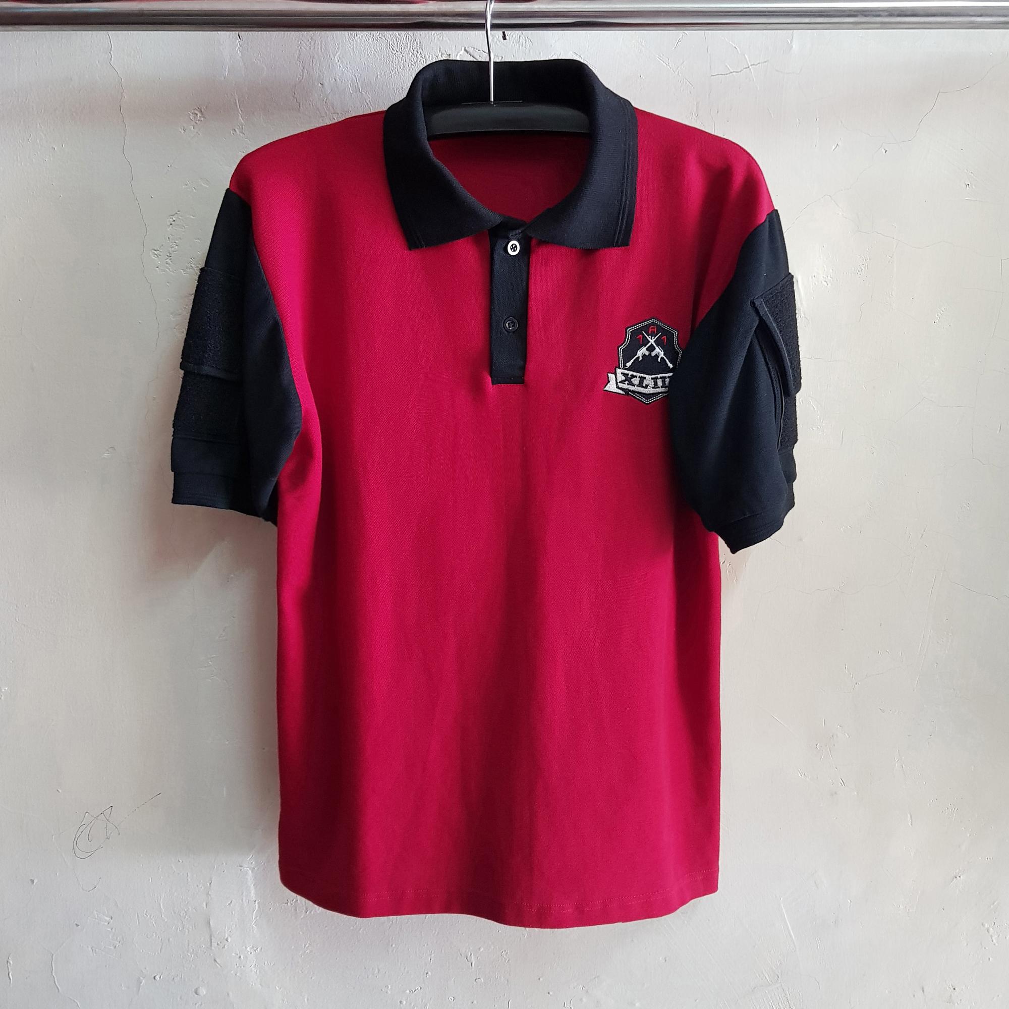 Kaos Kerah Tactical, Seragam Poloshirt 1AI