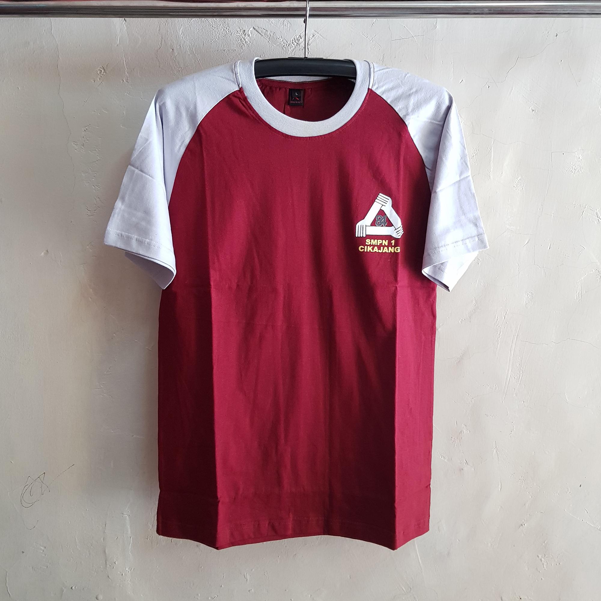 Seragam Kaos Reuni, T-Shirt Oblong