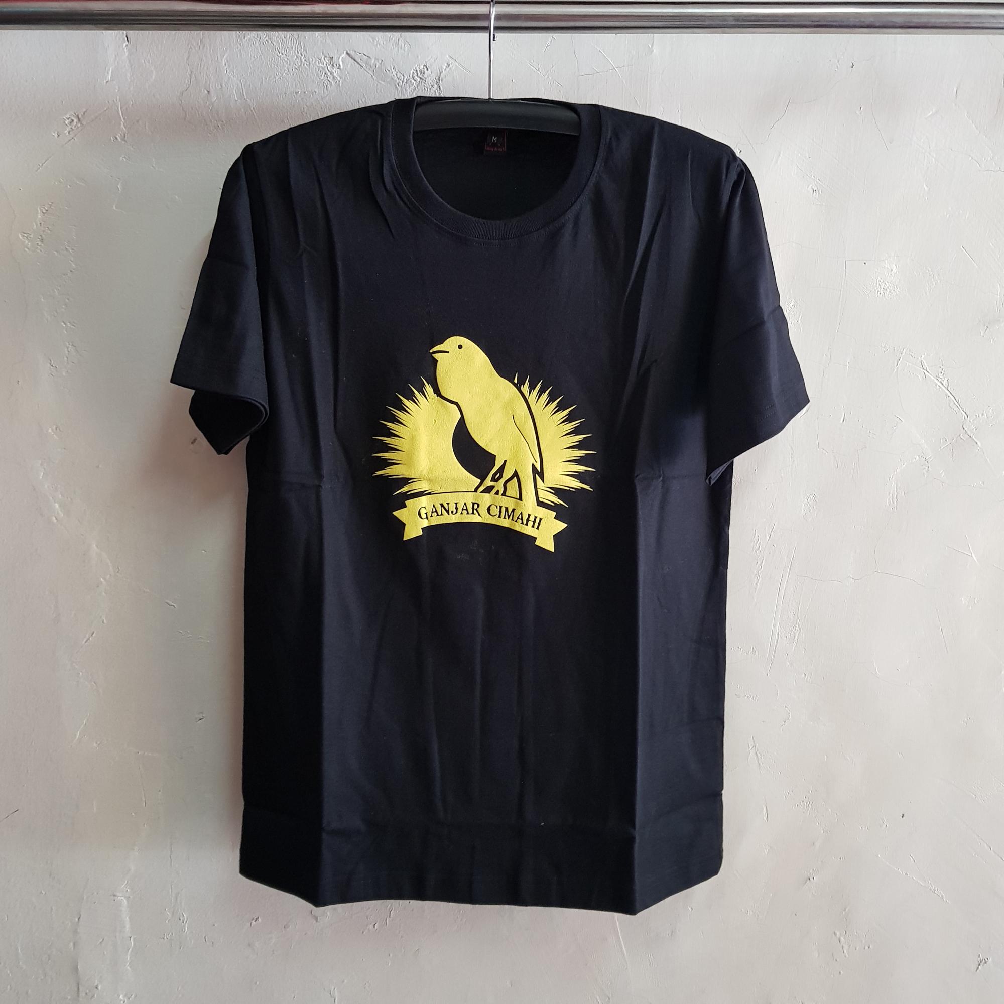 Kaos Oblong GC, T-Shirt Cotton Combad